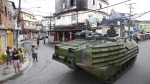 Rio se preparar para instalação de nova UPP / Foto: Pablo Jacob/Globo